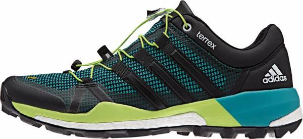 Adidas Terrex Skychaser men eqt green/black/semi solar slime