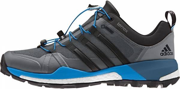 Adidas Terrex Skychaser GTX - Vista Grey/Black/Shock Blue