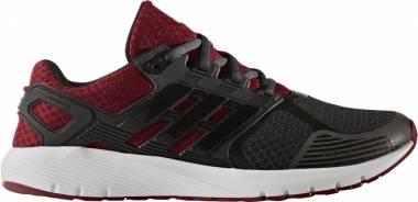 Adidas Duramo 8 Carbon / Core Black / Hi Res Red Men