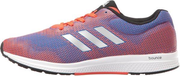 Adidas Mana Bounce 2 Energy/Metallic/Silver/Satellite
