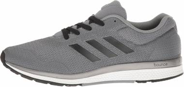 Adidas Mana Bounce 2 - Grey/Black/Neo Iron (B39019)