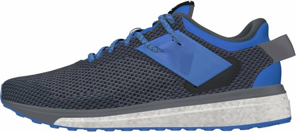 Adidas Response 3 - Grey Ray Blue Ray Blue Fabric