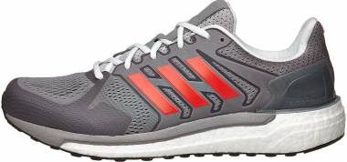 Adidas Supernova ST - Grey One/Hi-res Red/Collegiate Royal (DA9658)
