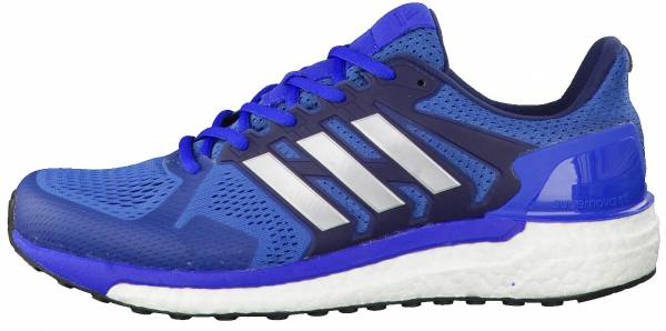 9caaf1fff Adidas Supernova ST Blue. Any color. Adidas Supernova ST Midnight Grey Silver  Metallic Energy Men