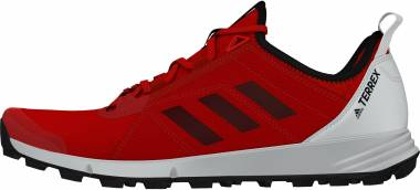 Adidas Terrex Agravic Speed - Red Hirere Cblack Orange Hirere Cblack Orange (CM7581)