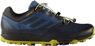 Adidas Terrex Trailmaker GTX - Azul Azubas Negbas Limuni (BB0723)