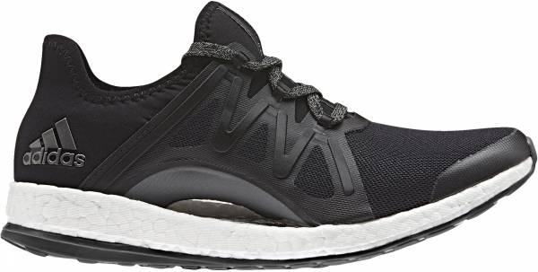 Adidas Pureboost Xpose - Black White Dark Shale