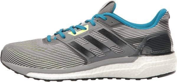 best loved a8ca7 5ebe8 Adidas Supernova Vista GreyBlackUnity Blue