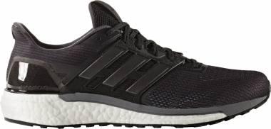online retailer f5637 0baa8 Adidas Supernova Black Men