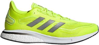 Adidas Supernova - Solar Yellow / Silver Met. / Core Black (FX6823)