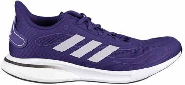 Adidas Supernova - College Purple/Silver Metallic/Core Black (FX7420)