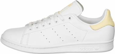 Adidas Stan Smith - Ftwr White Ftwr White Easy Yellow (EF4335)