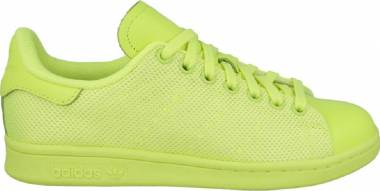 quite nice 127bb 90a3b Adidas Stan Smith Giallo (Syello Syello Syello) Men