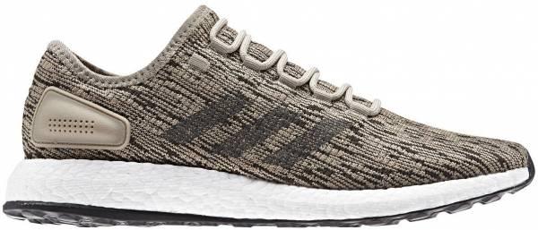 Mens Pureboost Beige | Adidas Running ~ Sewshaw