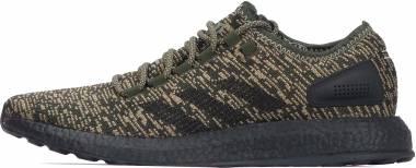 Adidas Pureboost - Green Brown Black (CG2986)