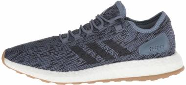 Adidas Pureboost - Raw Steel/Carbon/Shock Yellow (CM8298)