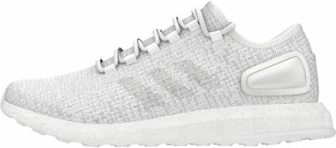 Adidas Pure Boost White/Clear Grey Men