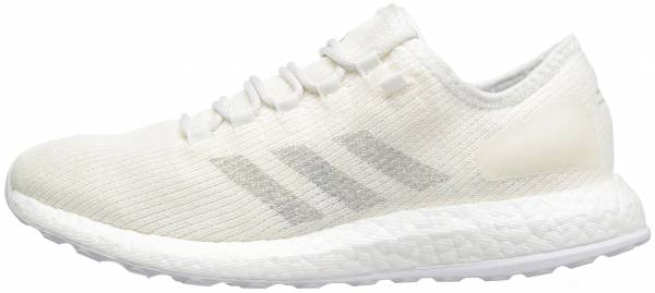 2c8520652 Adidas Pure Boost Clima Footwear White   Grey One-crystal White