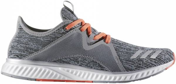 finest selection 32915 dd1e2 Adidas Edge Luxe 2.0 Grey ThreeMetallic SilverEasy Coral