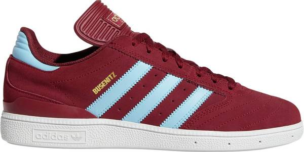 Adidas Busenitz Pro - Collegiate Burgundy Clear Blue White