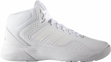 Adidas Cloudfoam Ilation Mid - White