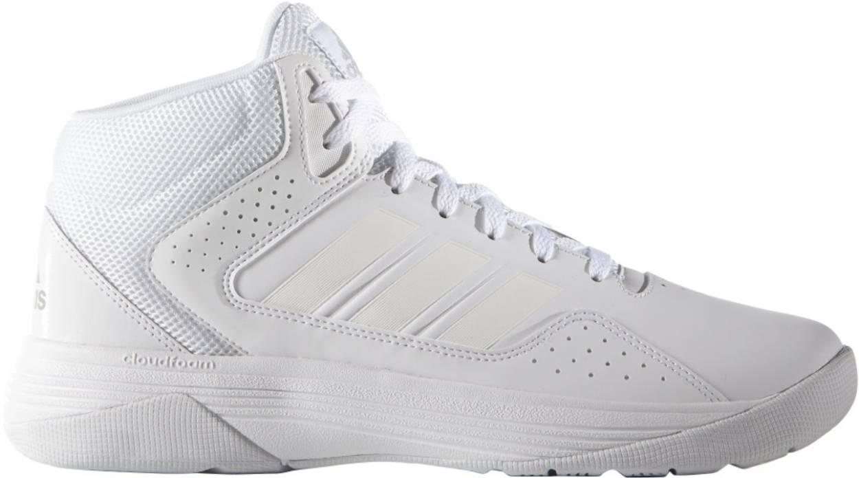 En necesidad de abajo mucho  Adidas Cloudfoam Ilation Mid sneakers in 4 colors (only $45) | RunRepeat