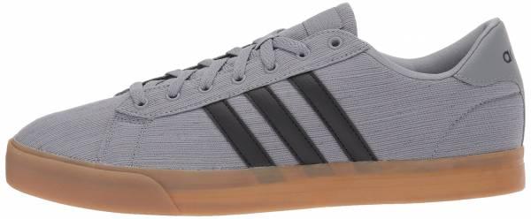 Adidas Cloudfoam Super Daily Grey Three/Black/White