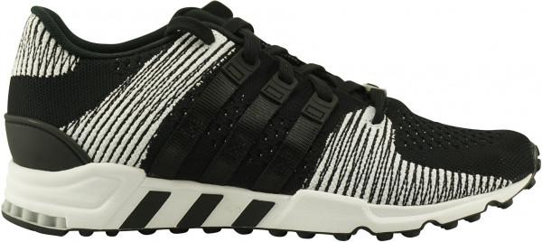 adidas EQT Support ADV Primeknit Black, White BA7496 footdistrict