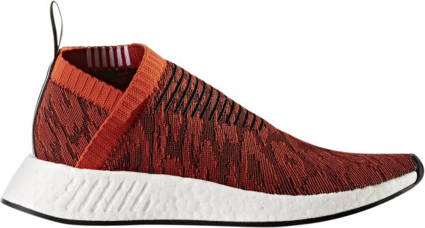 Adidas NMD_CS2 Primeknit Orange