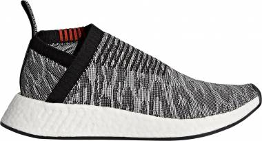 best sneakers fc1c7 7bf45 Adidas NMD CS2 Primeknit Grey Men