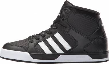 best authentic b38a8 13050 Adidas Raleigh Mid Black White Black Men
