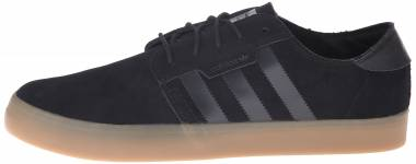 Adidas Seeley Essentials Black/ Gum Men