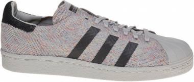 Adidas Superstar 80s Primeknit Grey Men