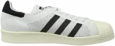 Adidas Superstar 80s Primeknit - White (S82779)