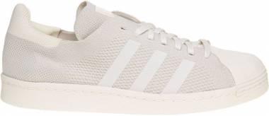 Adidas Superstar 80s Primeknit - Beige (S75671)