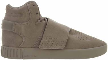 Adidas Tubular Invader Strap Grey Men