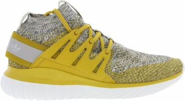 Adidas Tubular Nova Primeknit Yellow Men