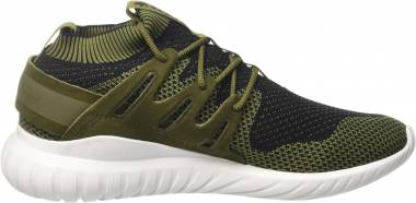 Adidas Tubular Nova Primeknit Green Men