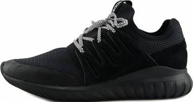 Adidas Tubular Radial - Black (S76719)