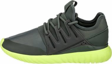 Adidas Tubular Radial - Green (S75394)