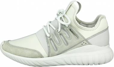 Adidas Tubular Radial - White (AQ6722)