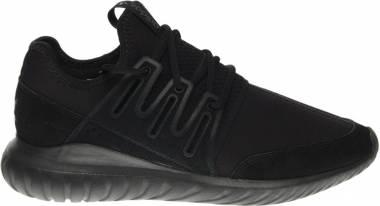 Adidas Tubular Radial - Black (S80115)