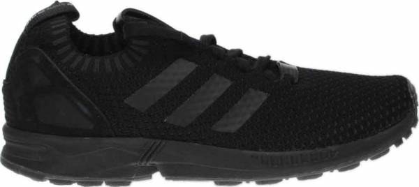 official photos 1ec7e 99a69 Adidas ZX Flux Primeknit Black