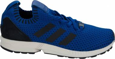 Adidas ZX Flux Primeknit Black;blue Men