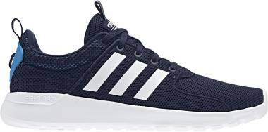 Adidas Cloudfoam Lite Racer Dark Blue/White/Bright Blue Men