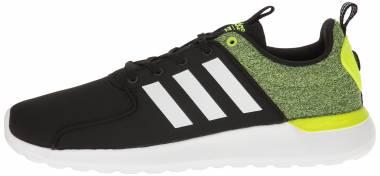 Adidas Cloudfoam Lite Racer Black/White/Electricity Men