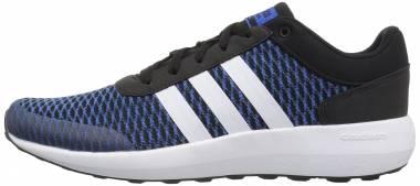 Adidas Cloudfoam Race Black/White/Blue Men