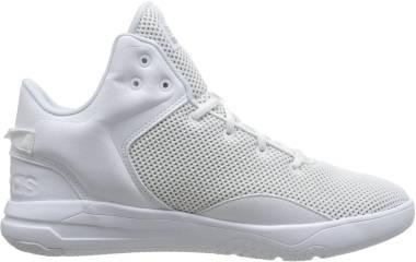 Adidas Cloudfoam Revival Mid - White Ftwbla Gridos 000 Ftwbla Gridos 000 (DA9640)