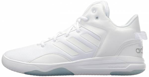 Adidas Cloudfoam Revival Mid White/White/Grey