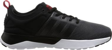 Adidas Cloudfoam Super Racer Dark Grey Heather / Core Black / Scarlet Men